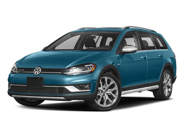 2018 Volkswagen Golf Alltrack SE - Volkswagen dealer serving Uptown