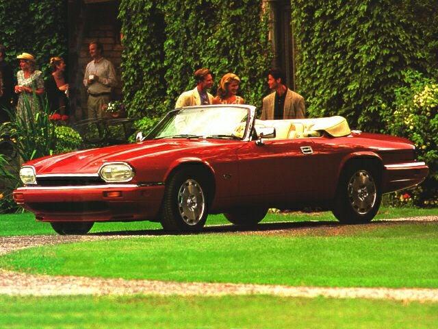 1996 Jaguar Xjs Convertible 22 Albuquerque Nm Area Volkswagen